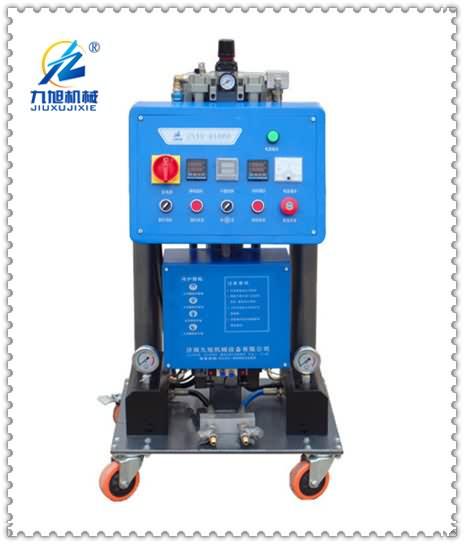 Q1600保温聚氨酯材料喷涂发泡机
